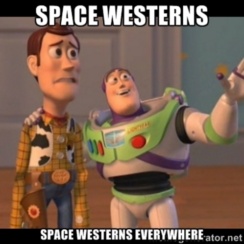 Space Cowpokes