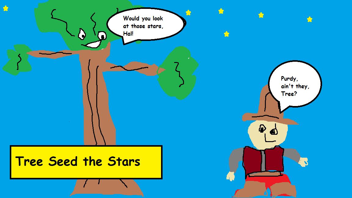 Tree Seed The Stars