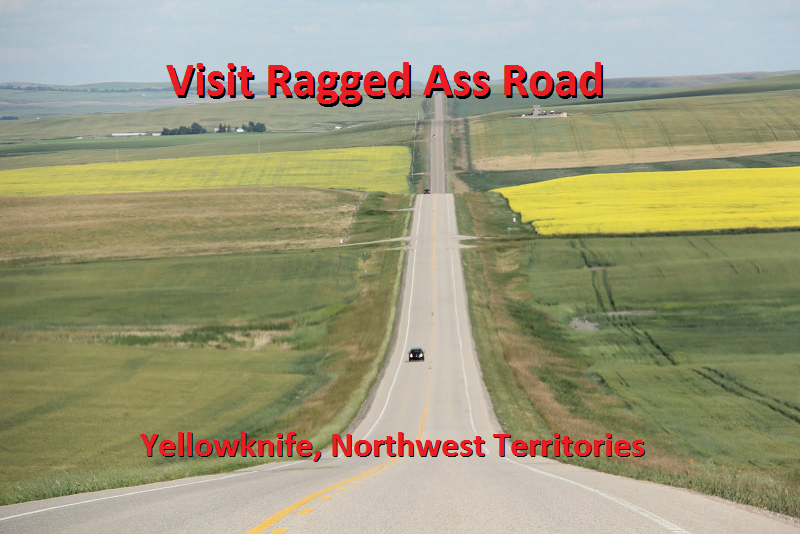 ragged ass road
