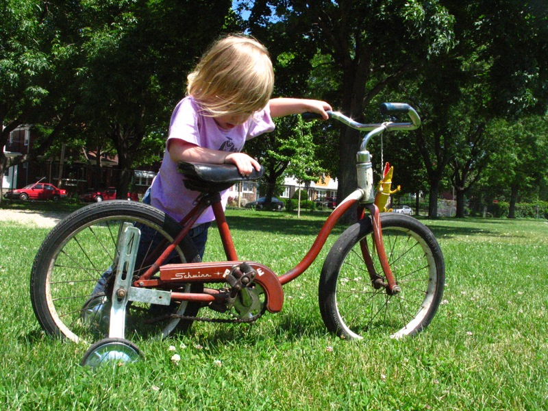 Digital Pedagogy: It's Like Riding a Digital Bike