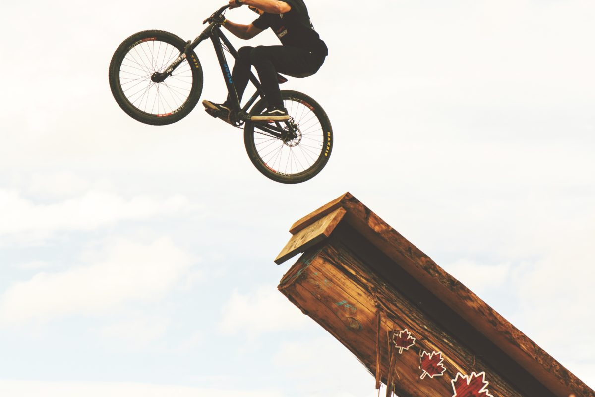 Gettin' Bigger Air
